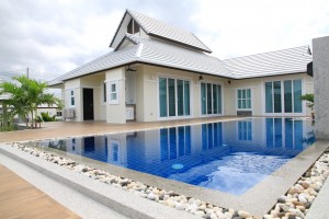 Villa Vista piscine