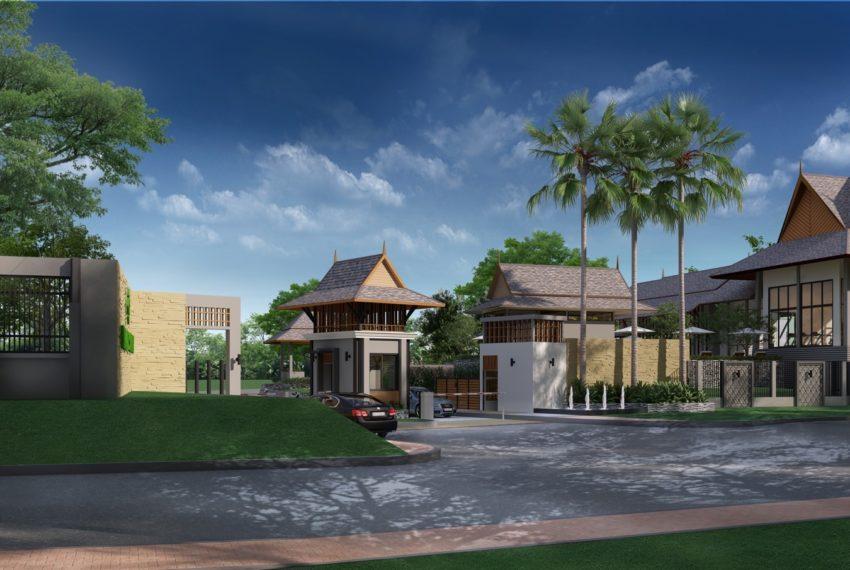 Villa Vista entrée